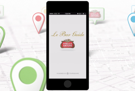 Stella Artois – Le Bar Guide
